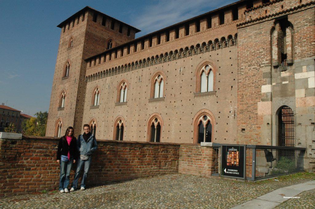 La mia guida turistica di Pavia in pdf
