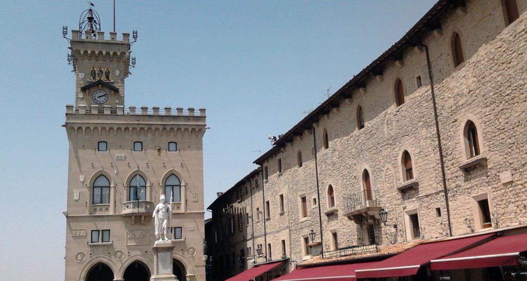Visita alla Repubblica di San Marino