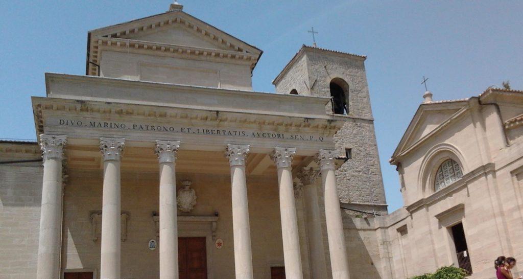 Repubblica di San Marino basilica chiesa