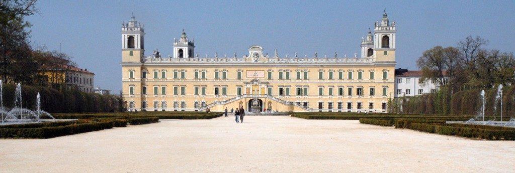 Visita ai castelli del Ducato di Parma e Piacenza colorno