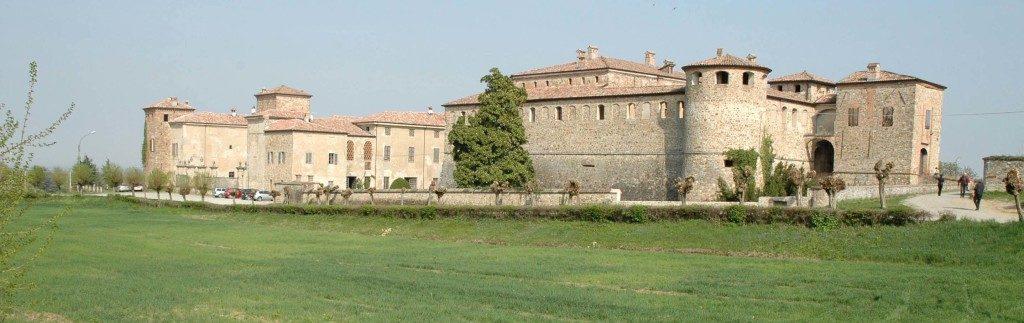 quali castelli vedere Parma e Piacenza