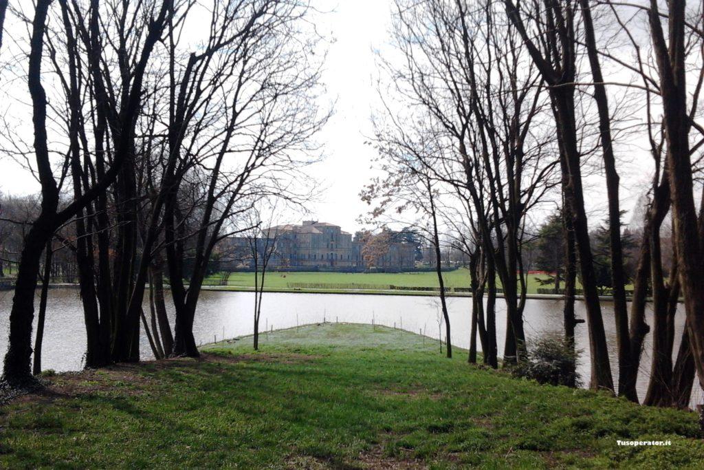 parco giardino Villa Contarini a Piazzola sul Brenta