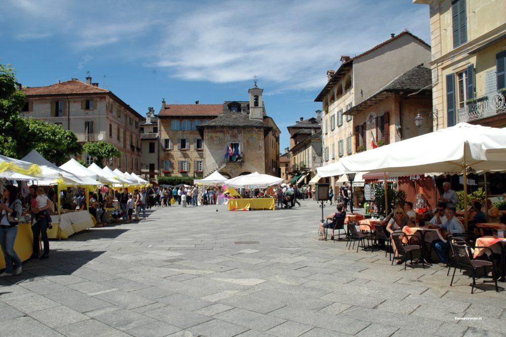 Orta San Giulio cosa vedere