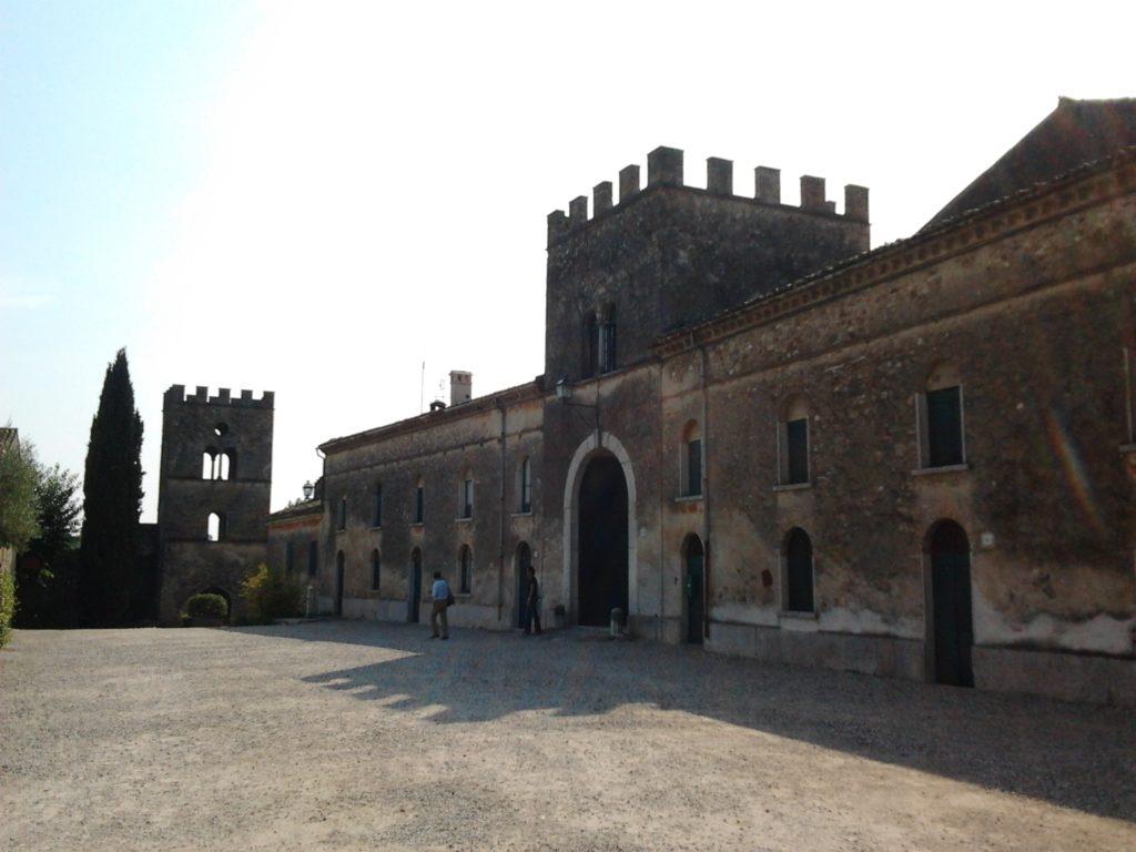 palazzo a castellaro lagusello mantova