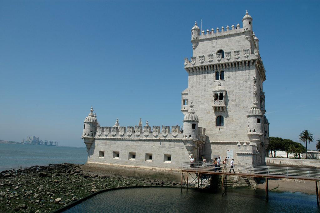 torre belem VIAGGIO IN PORTOGALLO