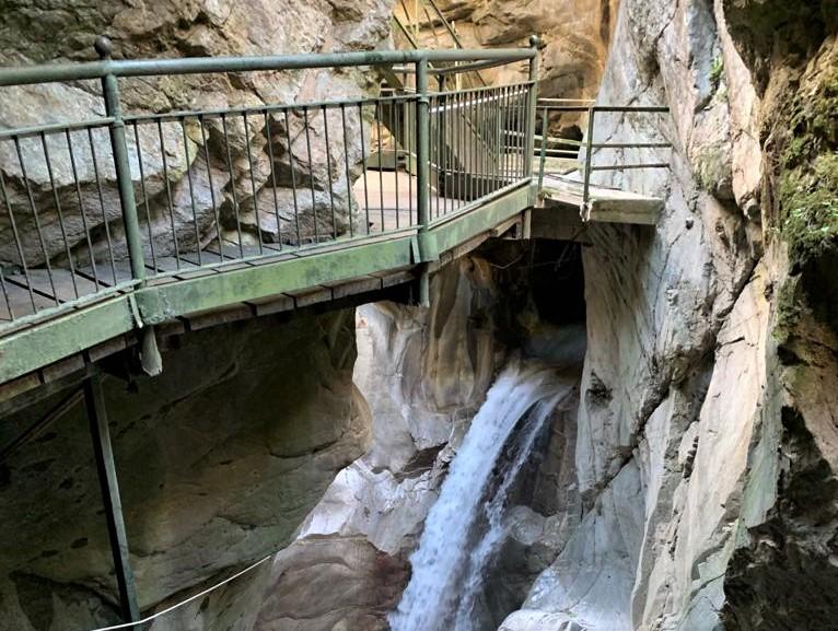 ORRIDO DI BELLANO_canyon lecco