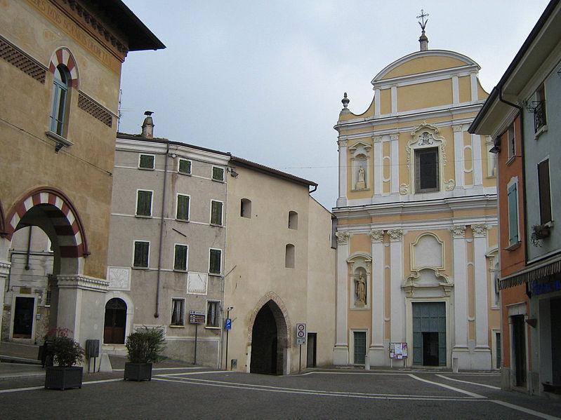 chiesa parrocchiale di cavriana