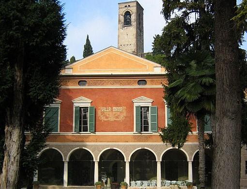 villa mirra a cavriana_museo archeologico