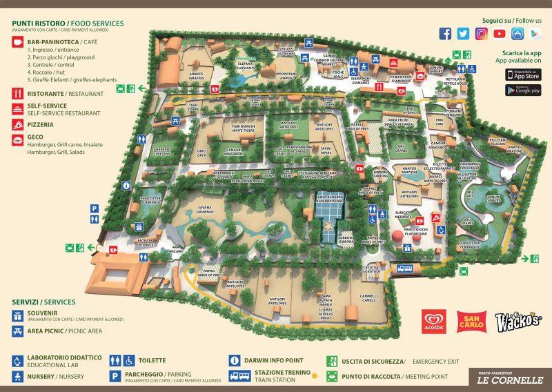 mappa pdf parco cornelle zoo bergamo