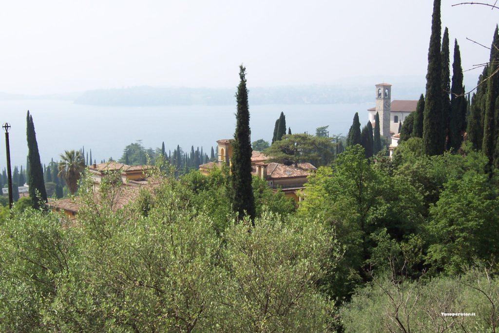 Visita al Vittoriale di Gabriele d'Annunzio sul lago di Garda