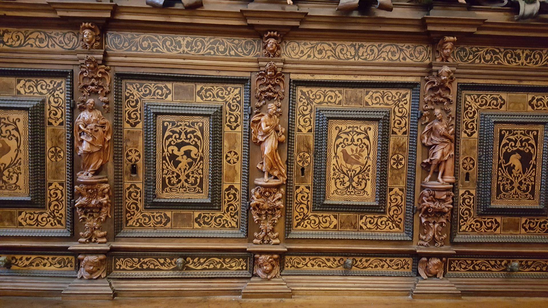 sacrestie legno fantoni scultura alzano bergamo