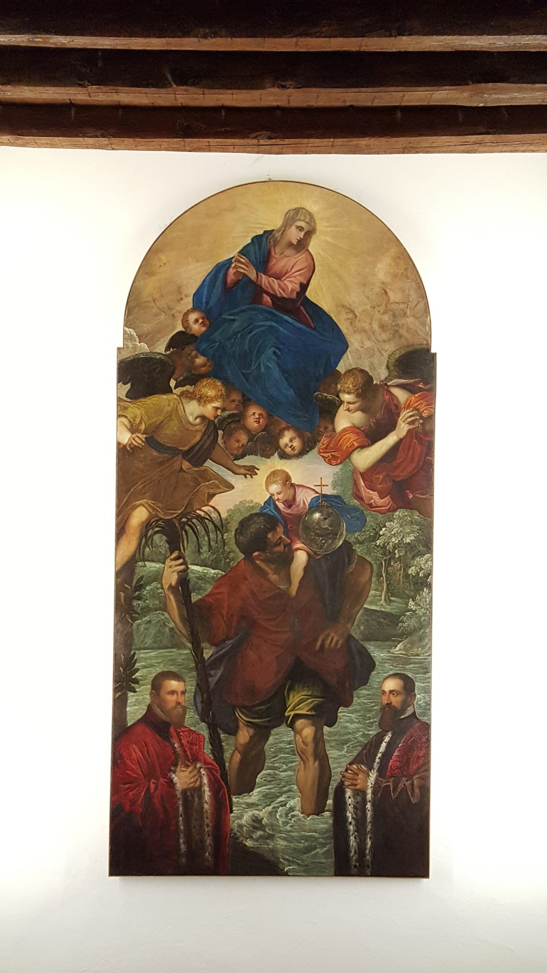 tintoretto alzano museo arte sacra