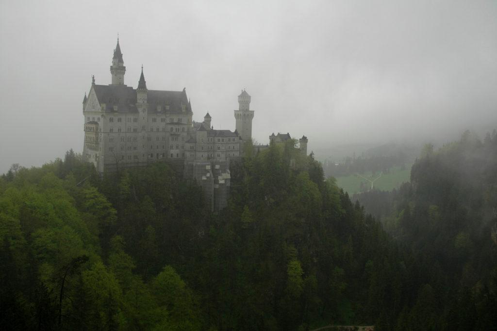 castello di Neuschwanstein in baviera_cosa vedere a Fussen