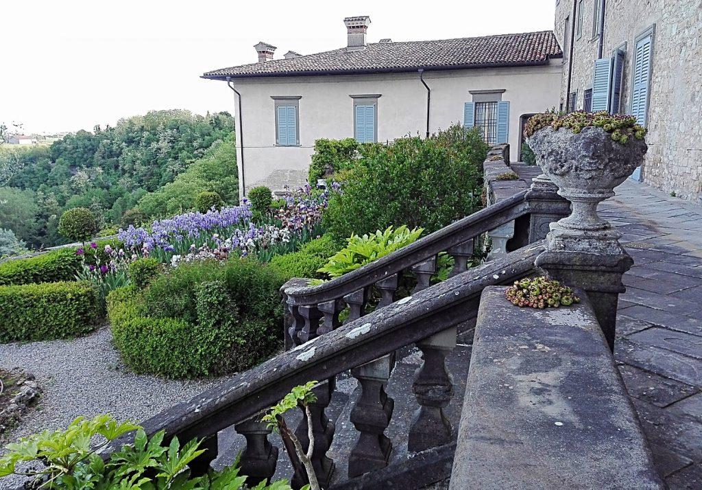 Cosa vedere a Castelli Calepio_giardino del castello