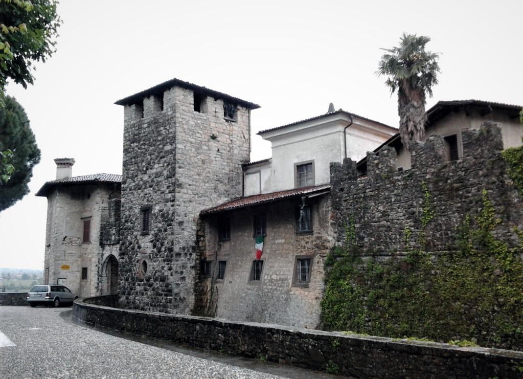 Castello di Castelli Calepio_cosa vedere a Bergamo