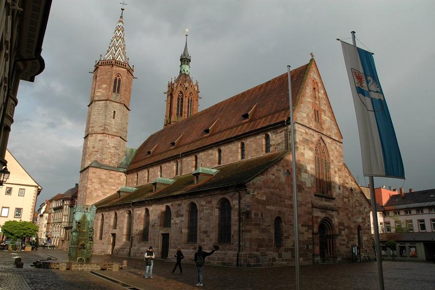 chiesa di villingen in Foresta nera_cosa vedere