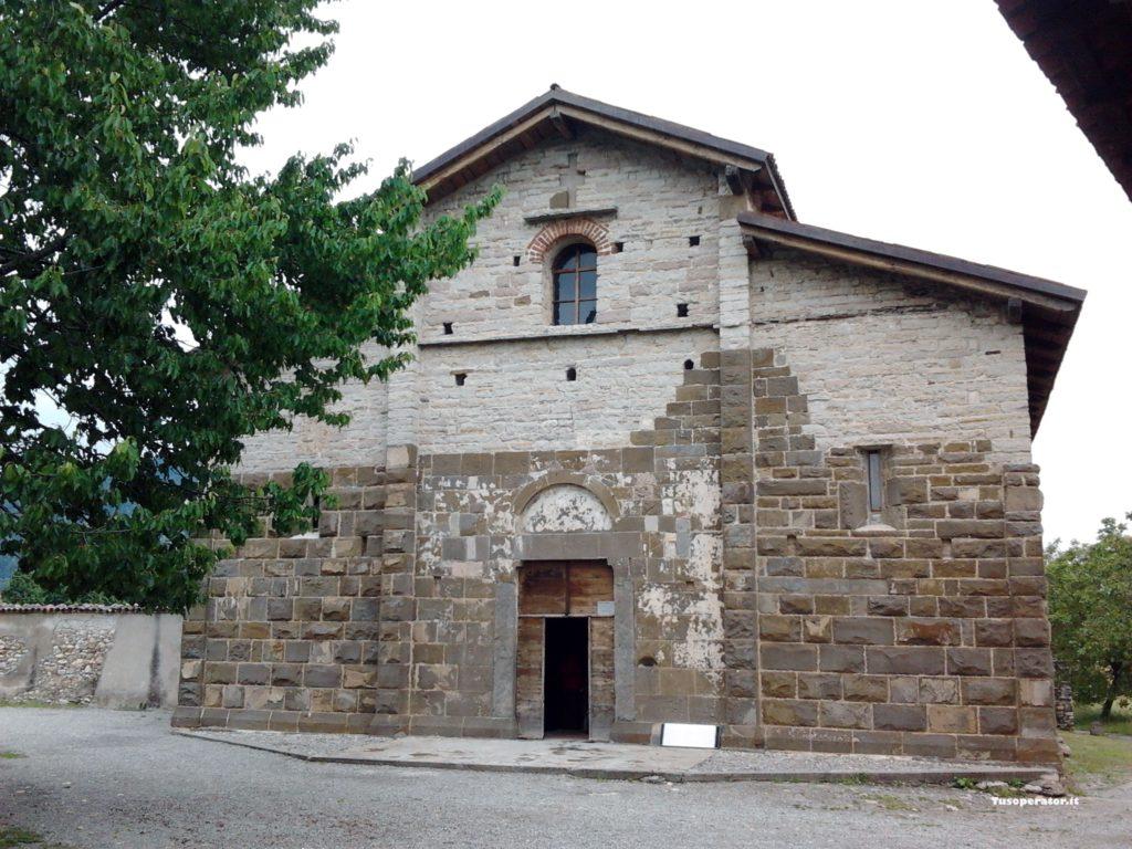 Visita alla Chiesa di San Giorgio in Lemine