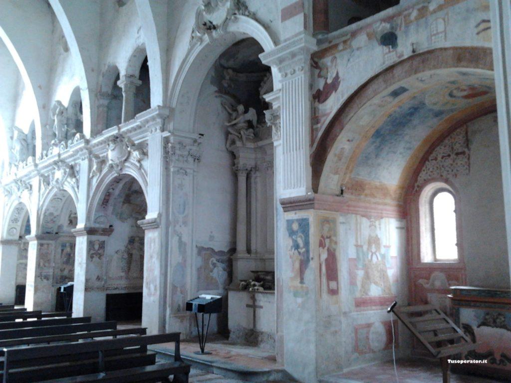 Chiesa di Santa Maria della Consolazione o di San Nicola ad Almenno San Salvatore