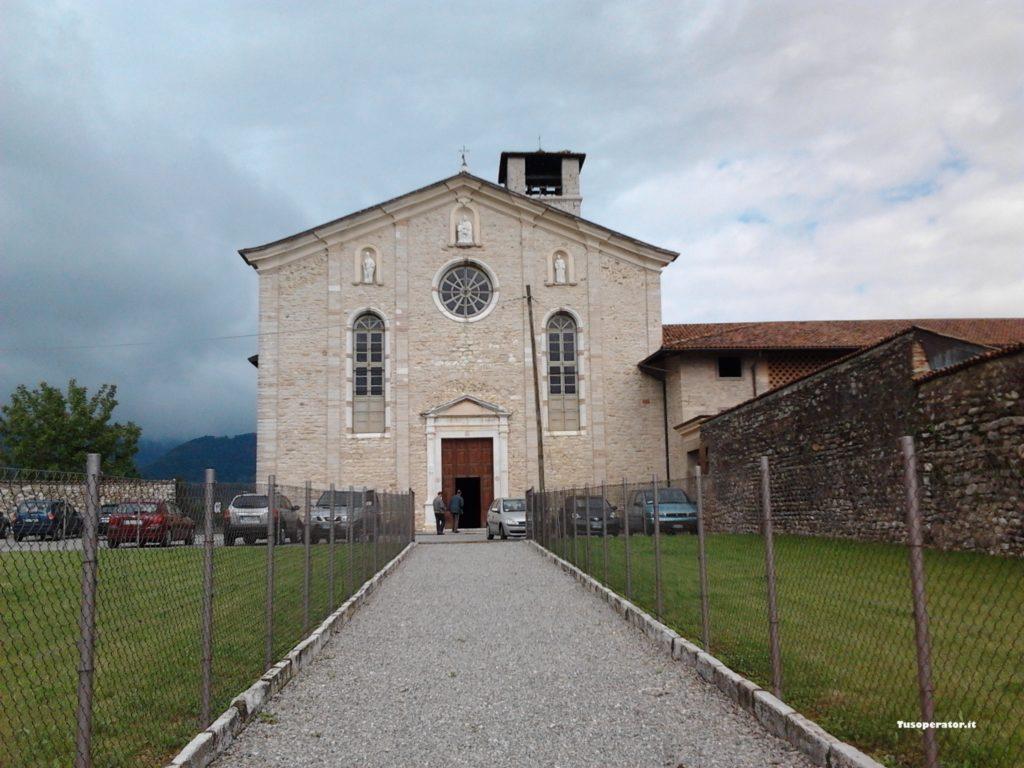 Visita alla Chiesa di Santa Maria della Consolazione almenno