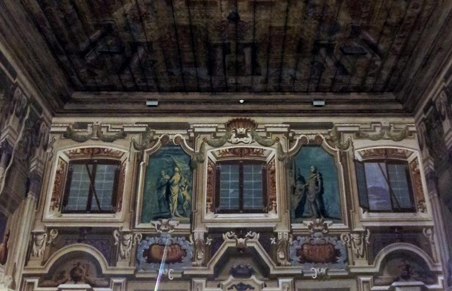 interni castello di brignano_palazzo visconti