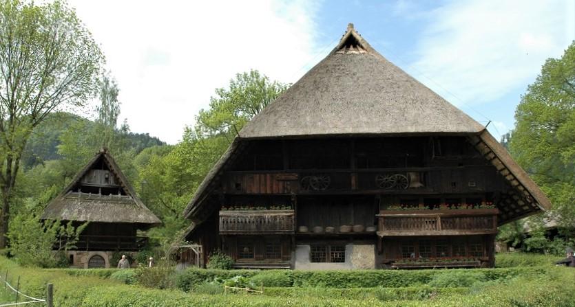 museo all'aperto di Gutach nella Foresta Nera