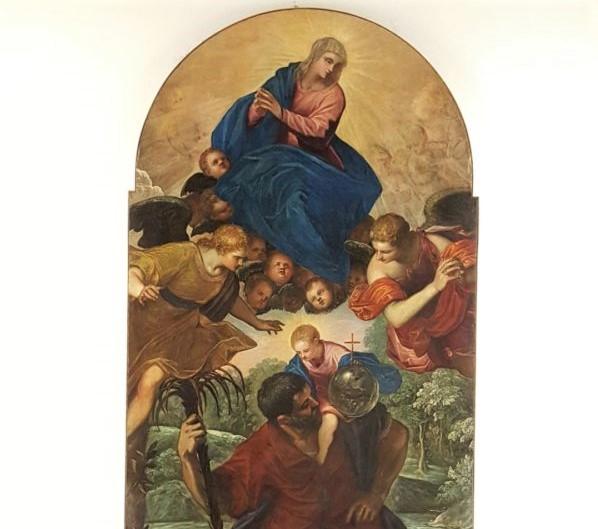 tintoretto al museo di arte sacra di alzano lombardo
