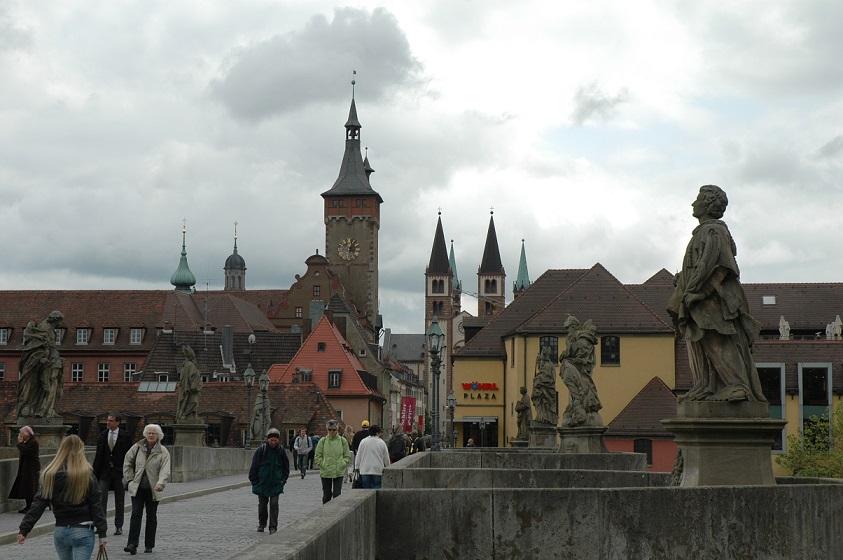 ponte di wurzburg in baviera_cosa vedere