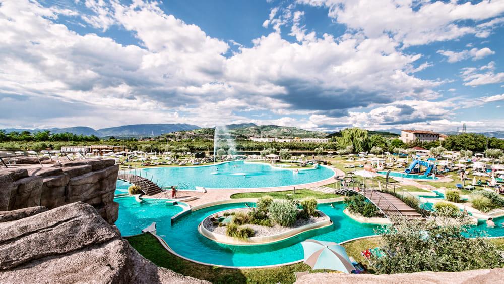 le piscine esterne della Valpolicella_Aquardens