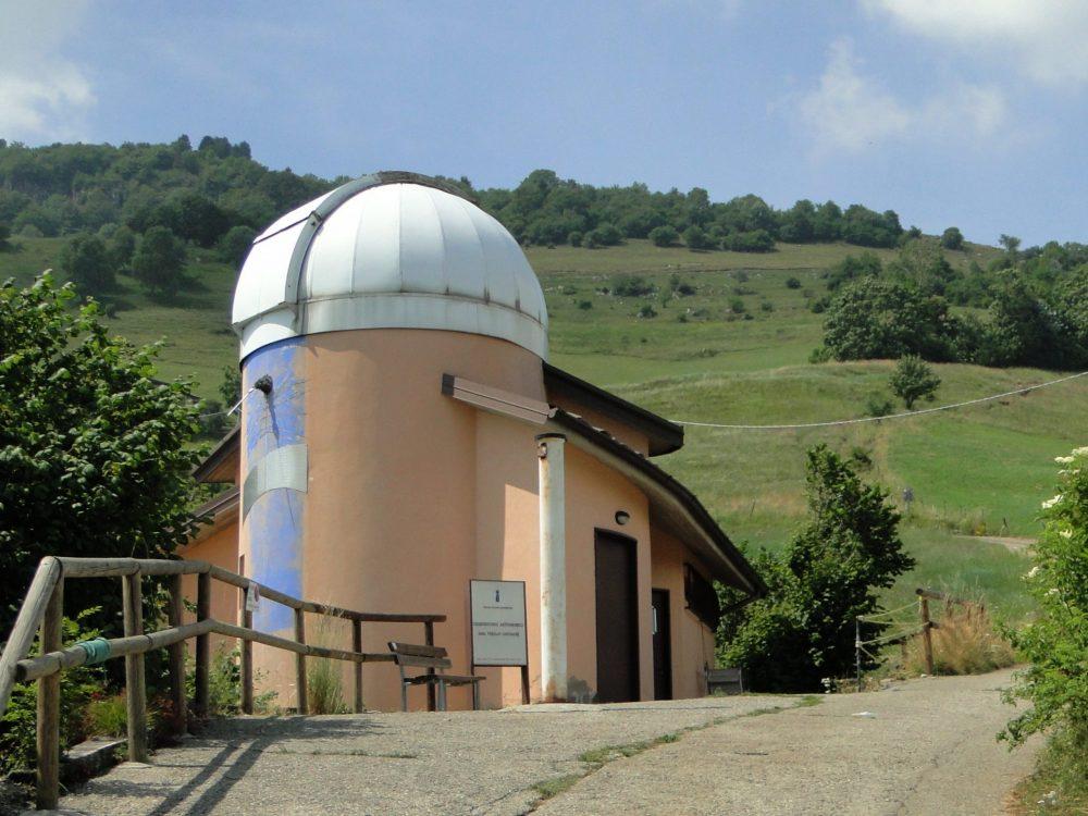 osservatorio di ganda selvino bergamo