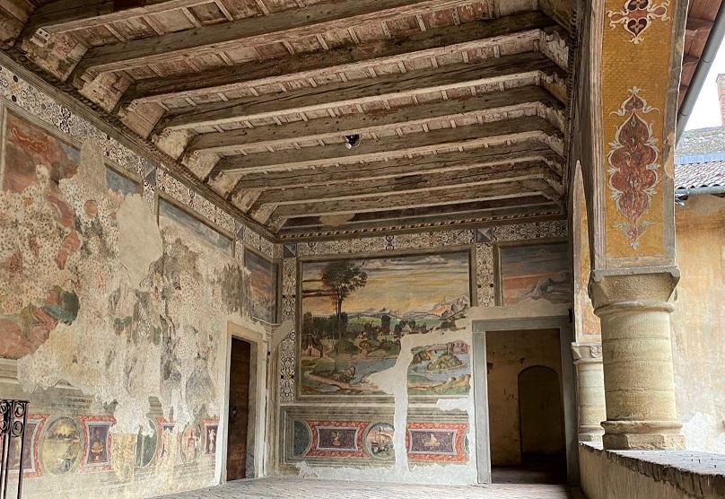 castello di malpaga_storia e fantasmi