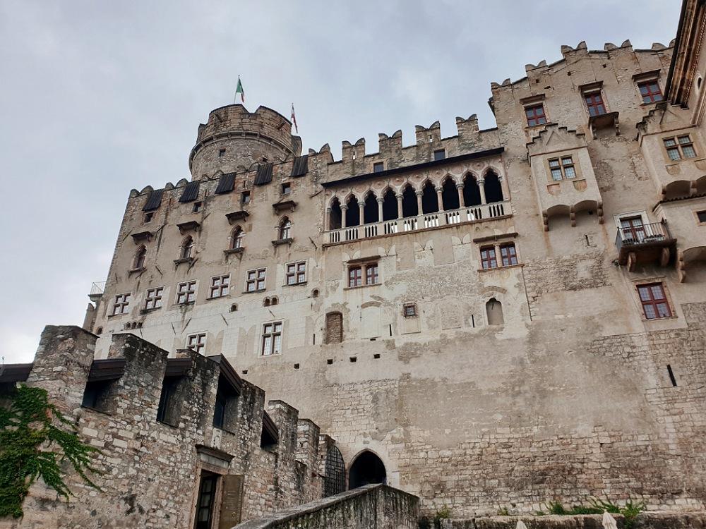 Il Castello del Buonconsiglio di Trento
