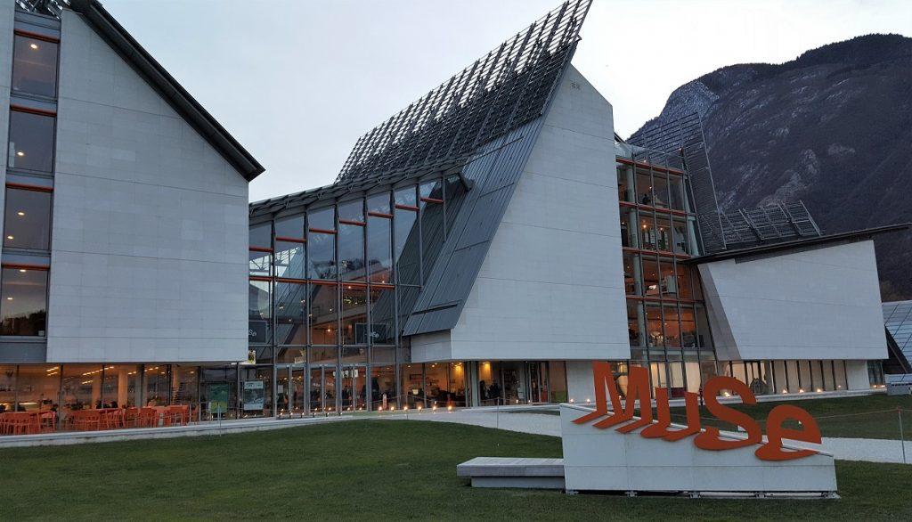 MUSE il Museo delle Scienze di Trento disegnato da Renzo Piano