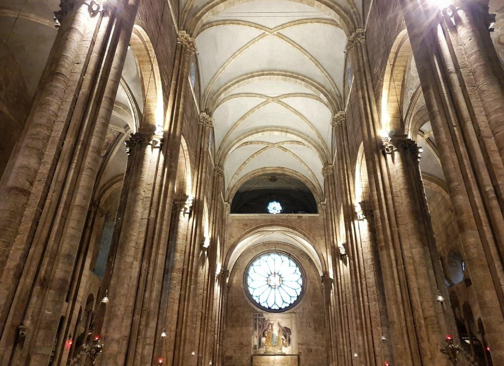 Interno gotico del Duomo di Trento: cosa vedere in un giorno