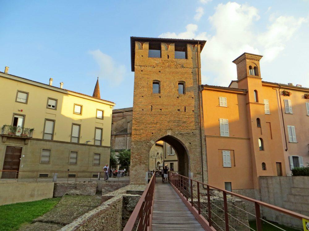 torre medievale viscontea di Fidenza