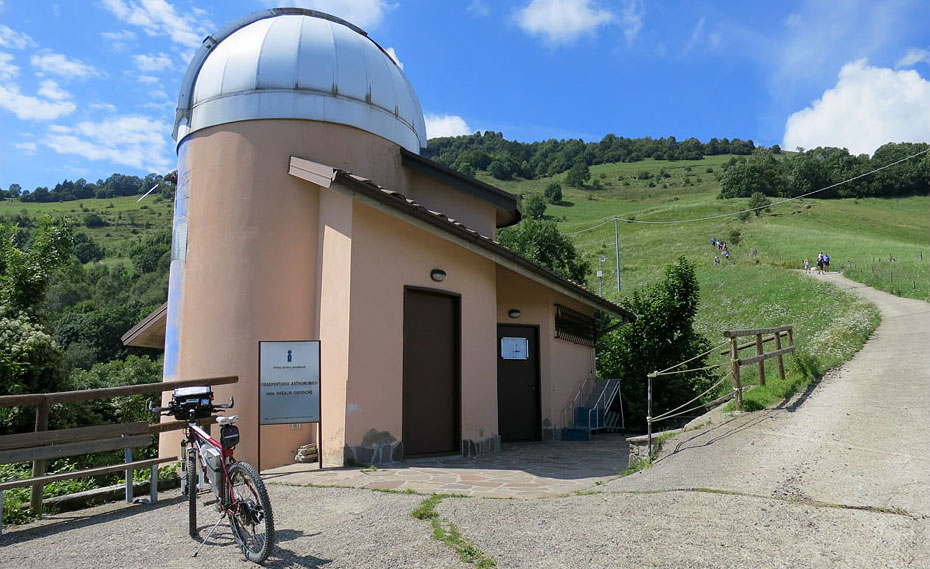 osservatorio astronomico di ganda_bergamo