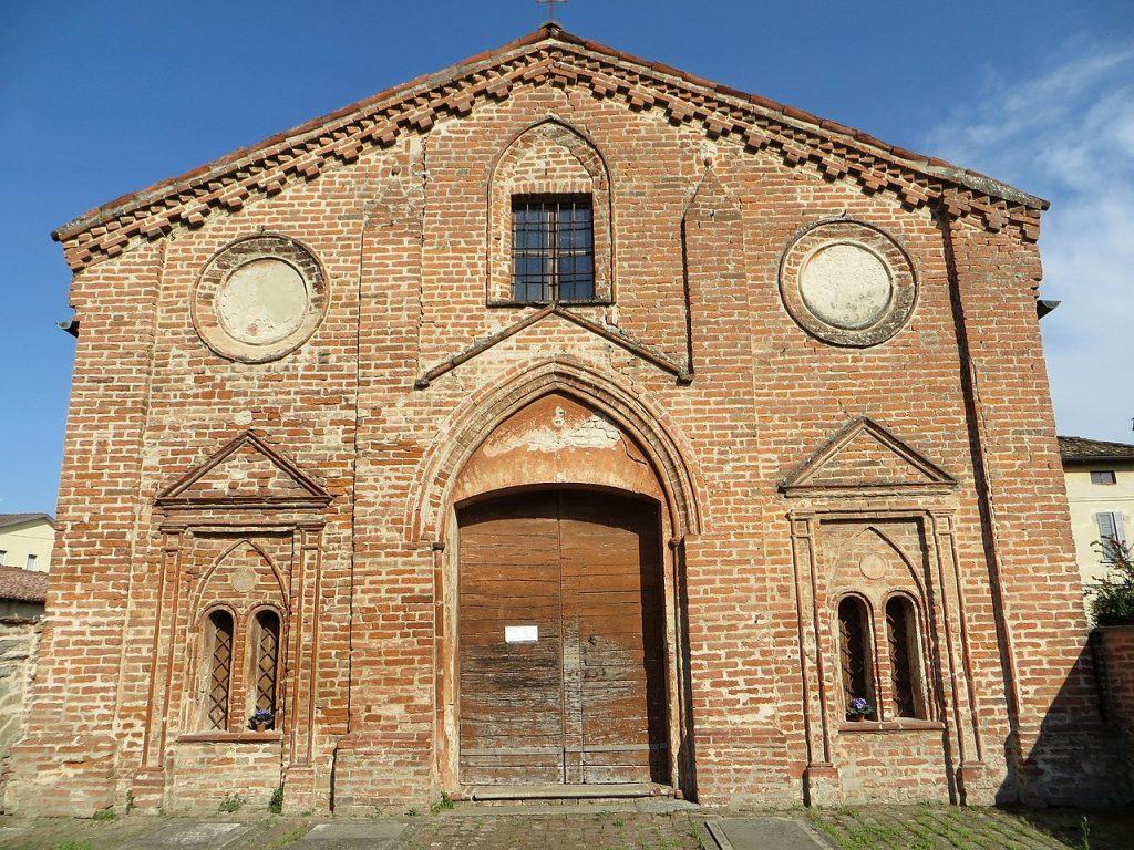 Chiesetta della Beata Vergine delle Grazie_zibello_cosa vedere_Parma