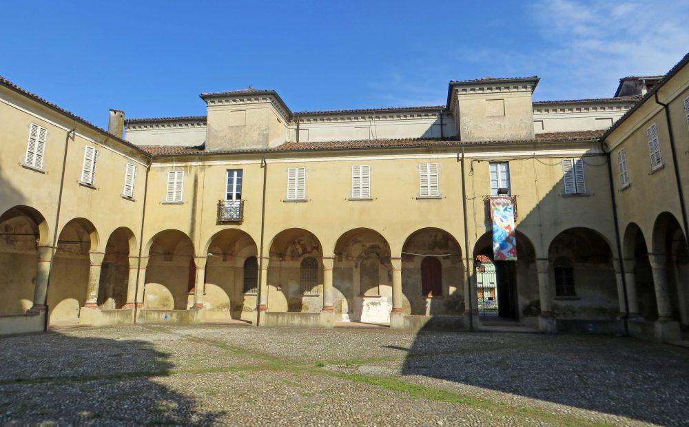 Chiostro del Convento dei Domenicani a Zibello