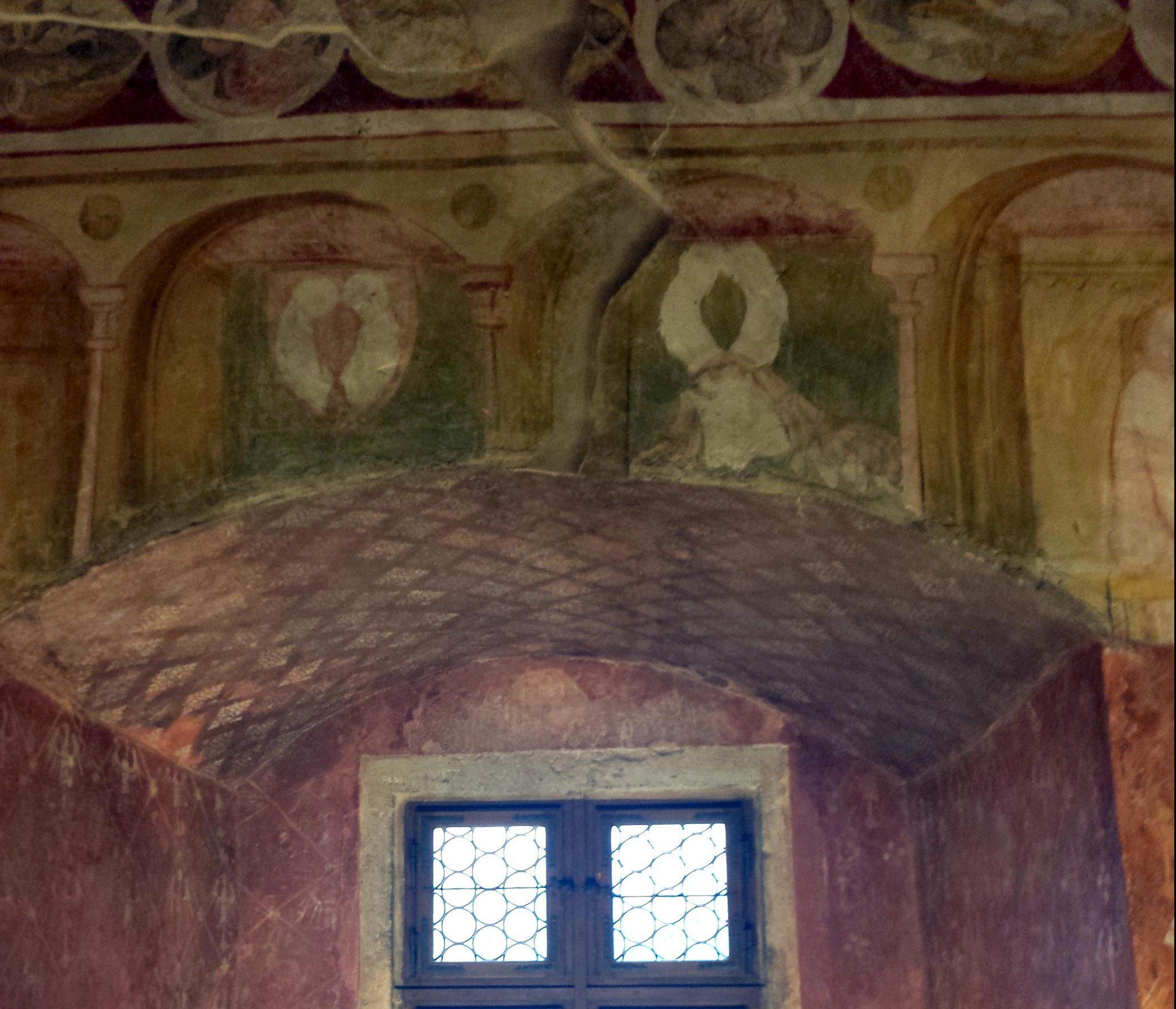 castel roncolo maniero illustrato