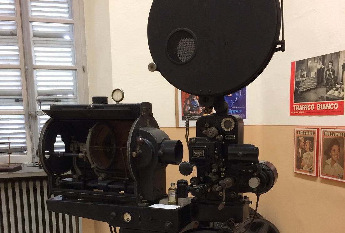 Il museo Il Cinematografo di Zibello
