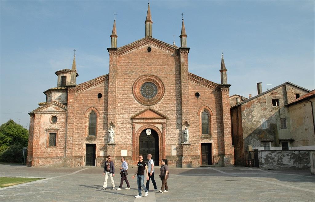 Chiesa Parrocchiale dei Santi Gervaso e Protasio