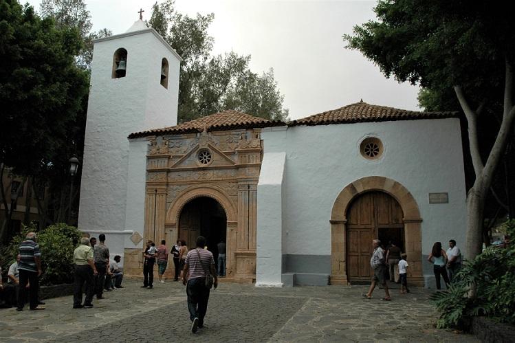 chiesa di Pajara_fuerteventura_cosa vedere