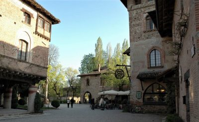 GRAZZANO VISCONTI_cosa vedere nel borgo medievale vicino a Piacenza