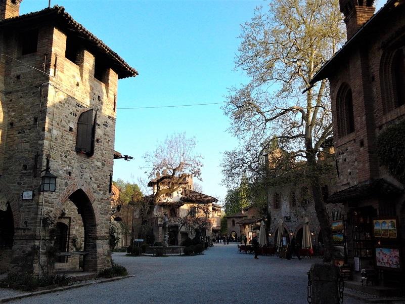 borgo medievale grazzano visconti_piacenza