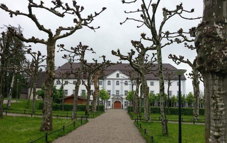 convento degli agostiniani_chiemsee_castello di herrenchiemsee