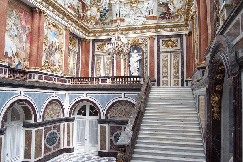 visita al castello di Herrenchiemsee_Ludwing_Baviera