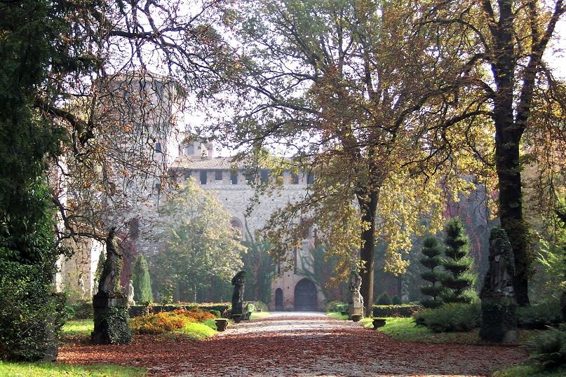 parco e castello di grazzano visconti_piacenza_cosa vedere