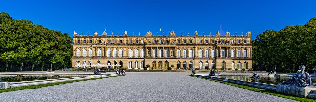 herrenchiemsee_castello_cosa vedere_baviera e salisburgo