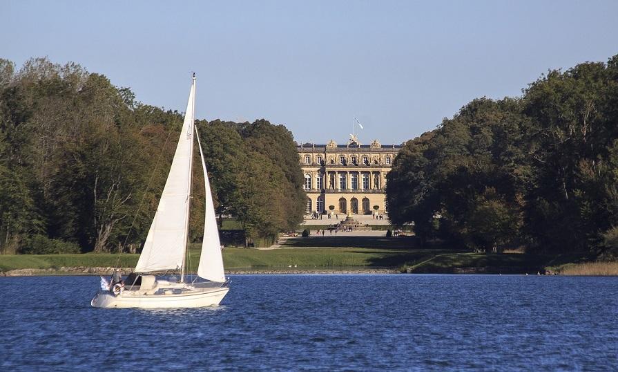 lago chiemsee_cosa vedere_castello di herrenchiemsee
