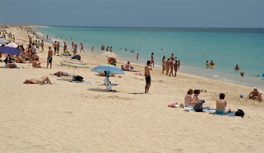 spiaggia di fuerteventura_morro jable