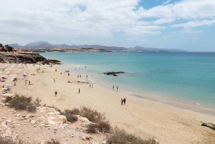 spiaggia a costa calma_fuerteventura